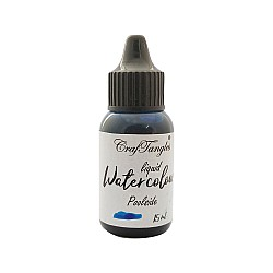 CrafTangles liquid watercolor (15 ml) - Poolside