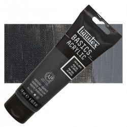 Liquitex Basics Acrylic Paint - Iridescent Graphite (118ML)