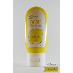 Papericious Fine Acrylic Colour (Dots) (50 ml) - Lemonade