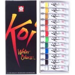 Sakura Koi Water Colors - 12 Colors