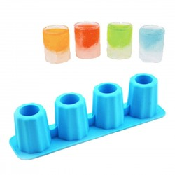 3D Shot Glasses Silicone Ice or Chocolate Mold