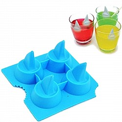 3D Shark Silicone Ice or Chocolate Mold