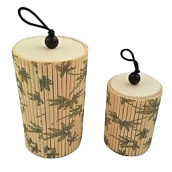 Eco Friendly Gift Boxes (Set of 2 boxes) - Design 12