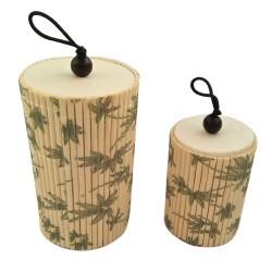 Eco Friendly Gift Boxes (Set of 2 boxes) - Design 12