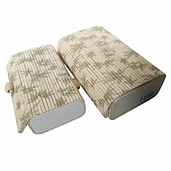 Eco Friendly Jewellery Box - Design 10 (Set of two boxes)