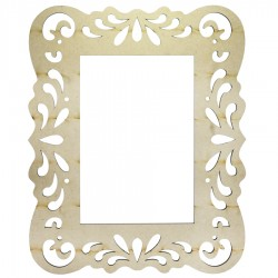 MDF Photo Frame (M3WP00B)