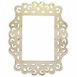 MDF Photo Frame (M3WP00D)