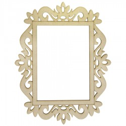 MDF Photo Frame (M3WP00E)