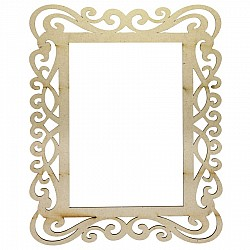 MDF Photo Frame (M3WP00F)