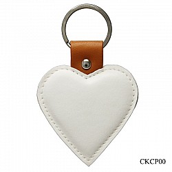 Key Chains for Decoupage - Heart