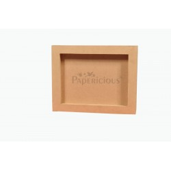 Papericious Wooden Shadow Frames (6 by 8 inch)