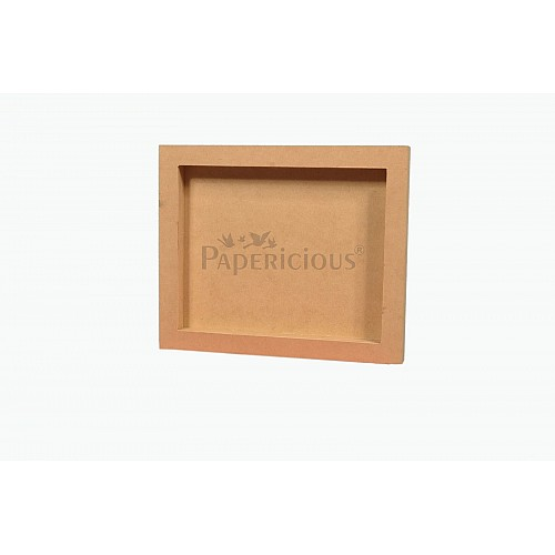 Papericious Wooden Shadow Frames (8 by10 inch)