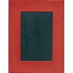 Photo Frame - Red