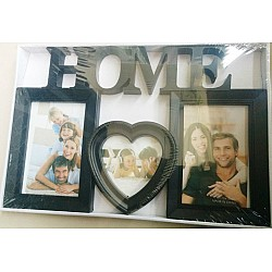 Photo Frame (Black) - Home