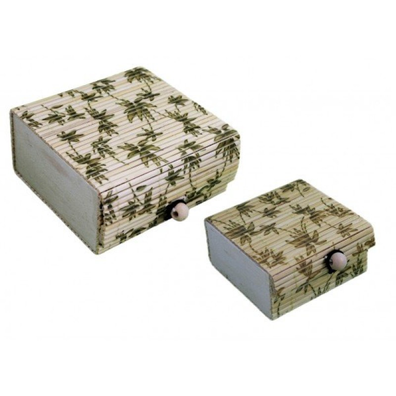 Buy Eco Friendly Gift Boxes Set Of 2 Boxes Design 3
