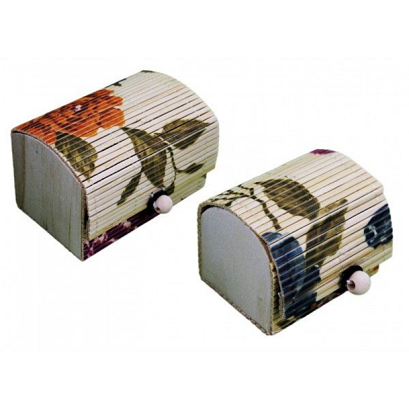 Buy eco friendly gift boxes set of 2 boxes design 8 for Eco boxes