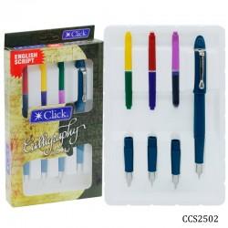 Click Calligraphy English Scipt Set (CCS2502)