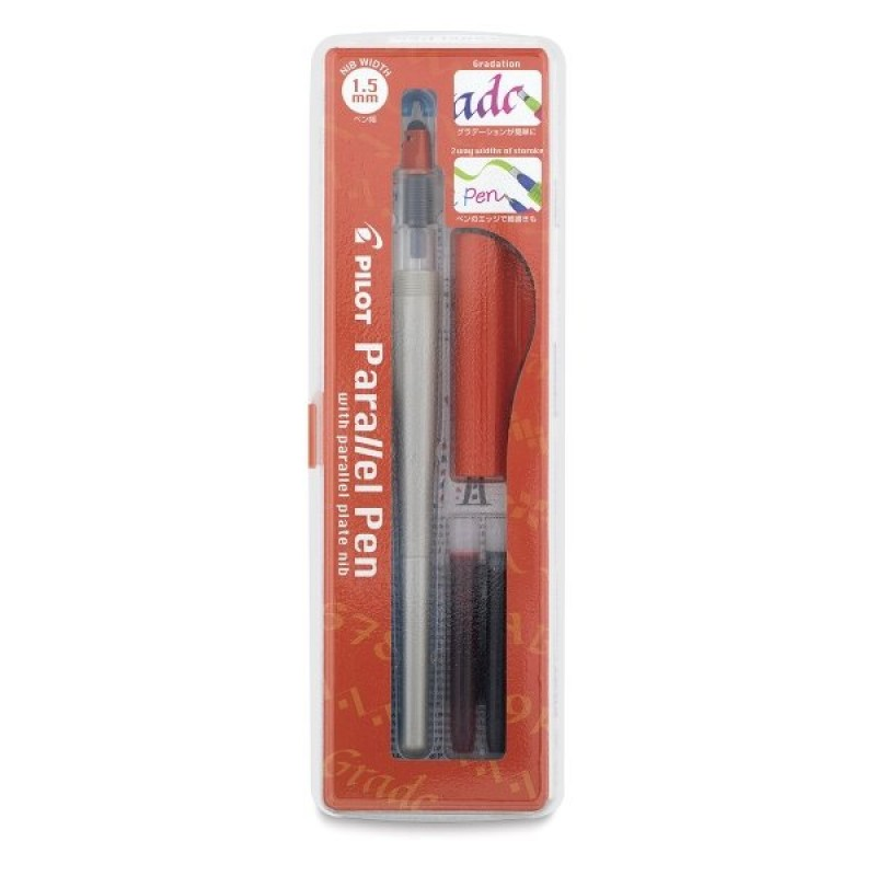 Pilot Parallel Pens, Sets, Refills, Color Cartridges