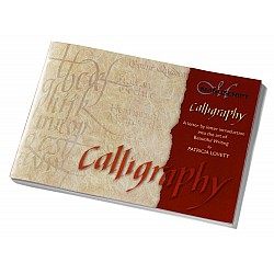 Manuscript Calligraphy Manual - Step By Step Introduction