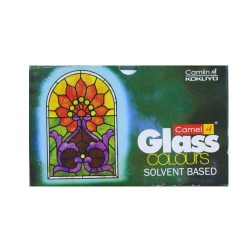 Camel Glass Colours Solvent Based