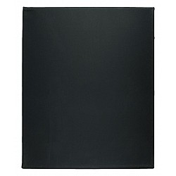 "Black Canvas Board - 3"" X 3"""