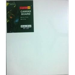 """Camlin Canvas Board - 10"""" X 12"""""""