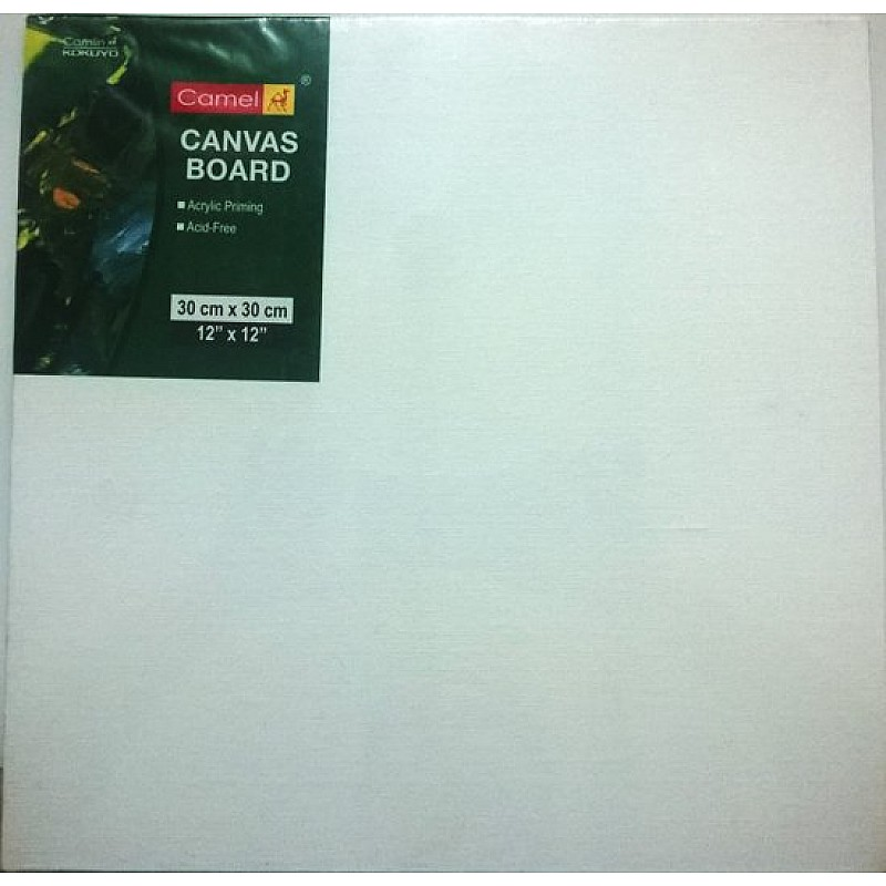 Buy Camlin Canvas Board 12 Quot X 12 Quot Online In India At Low