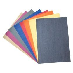 Set of 8 A4 Metallic Cardstock - Basics (220 gsm)