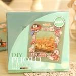 DIY Photo Frame Kit by EnoGreeting - Happy Journey