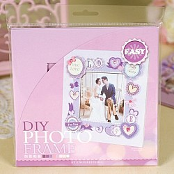 DIY Photo Frame Kit by EnoGreeting - True Love