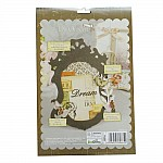 DIY Ornate Frame Kit by EnoGreeting (Small) - Love