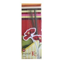 DIY Paper Flower making Kit by EnoGreeting - Design 8