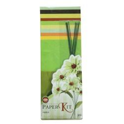 DIY Paper Flower making Kit by EnoGreeting - Design 3
