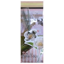 DIY Paper Flower making Kit by EnoGreeting - Design 7