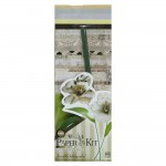 DIY Paper Flower making Kit by EnoGreeting - Design 5