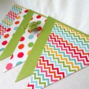 Paper Bunting Kits
