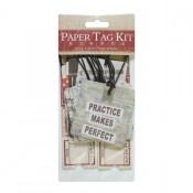 Paper Tag Kits
