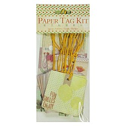 DIY Paper Tag Kit by EnoGreeting - Fresh