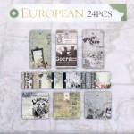 DIY Paper Tag Kit by EnoGreeting - European
