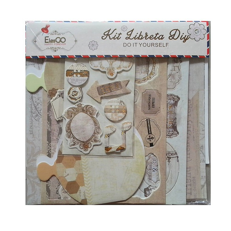 Buy diy book kit by lianfa design 7 online in india at best prices out of stock diy book kit by lianfa design 7 solutioingenieria Image collections