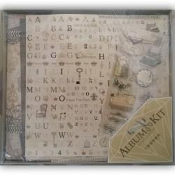 12 by 12 Album Kit - Family