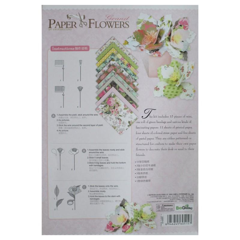 Buy paper flower making kit design4 online in india at best prices paper flower making kit design4 paper flower making kit design4 mightylinksfo