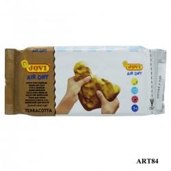Jovi Air Hardening / Air Dry Clay - Terracotta (250gms)