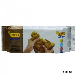 Jovi Air Hardening / Air Dry Clay - Terracotta (500 gms)