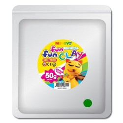 Mungyo Fun Fun Clay - Green (50gms)