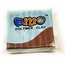 DMO Polymer Clay (50 gms) - Brown