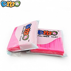 DMO Polymer Clay (50 gms) - Hot Pink