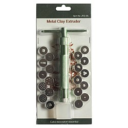 Clay Extruder Set
