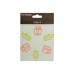 EnoGreeting Paper Clips - Gifts