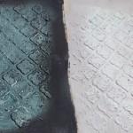 CrafTangles mixed media Essentials - Art Waxes - Iridescent Green (50 ml)